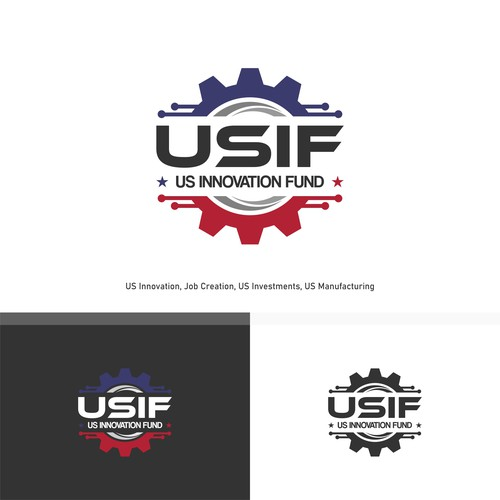 Logo Works For USIF (US Innovation Fund)