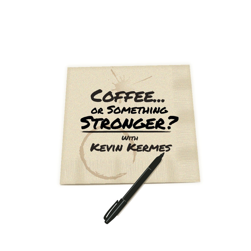New Podcast - Coffee...or Something Stronger?