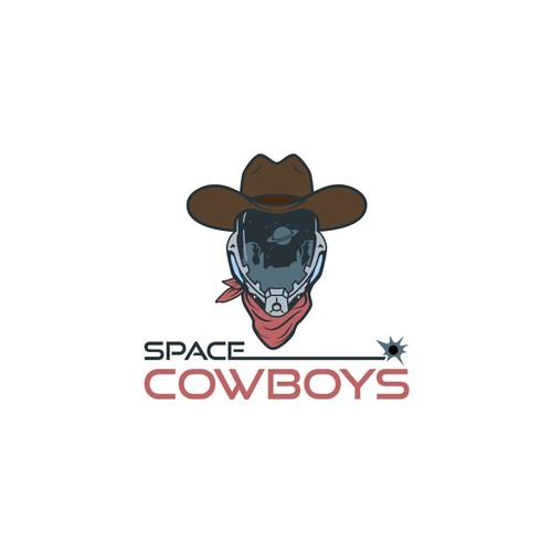 Space Cowboy Logo
