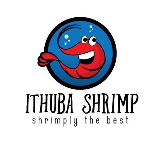 Funny shrimp for Canned Shrimp