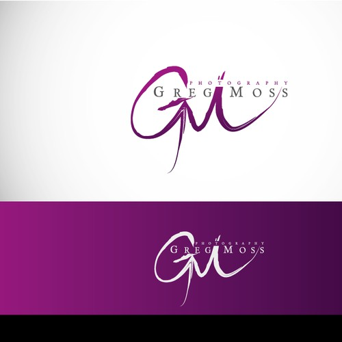 logo for Greg Moss Photography