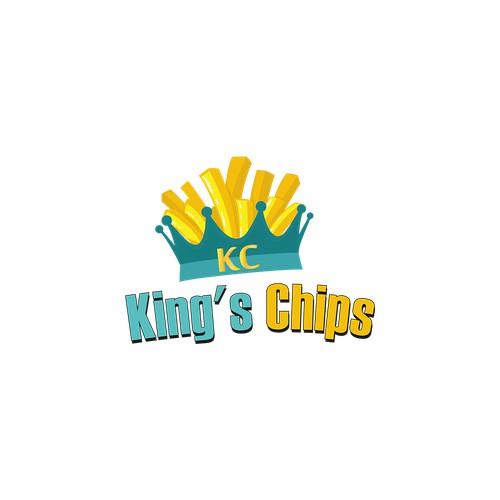 Logo for a fast food restaurant