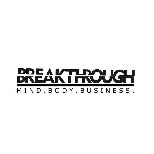breakthrough logo draft