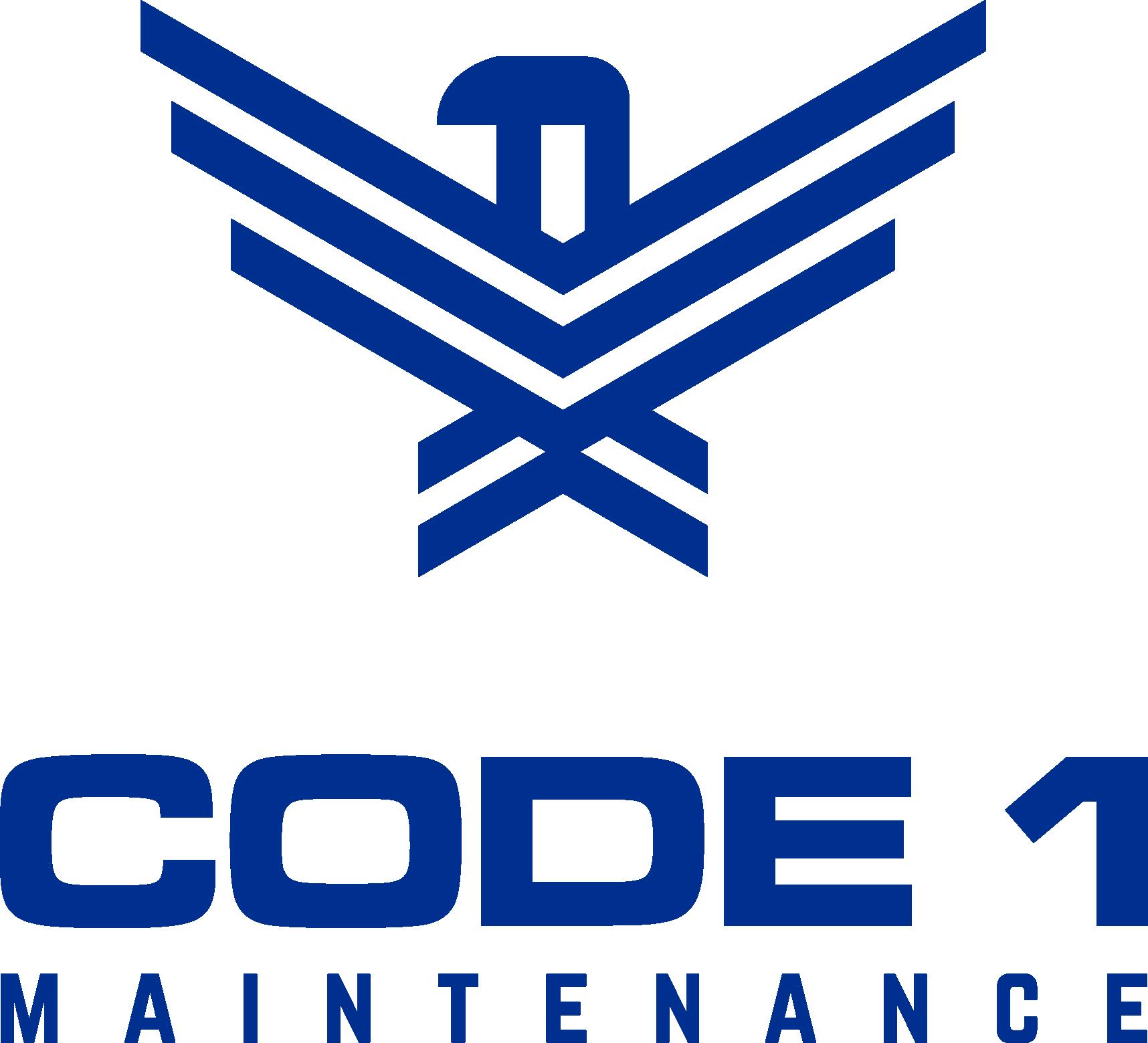 logo for an aviation maintenance training company