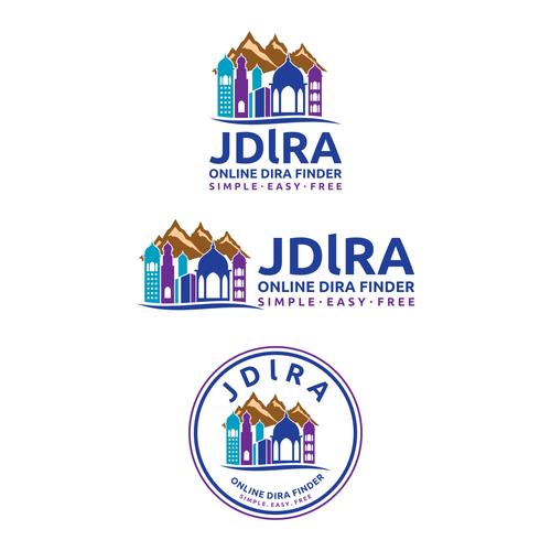 JDlRA logo designs