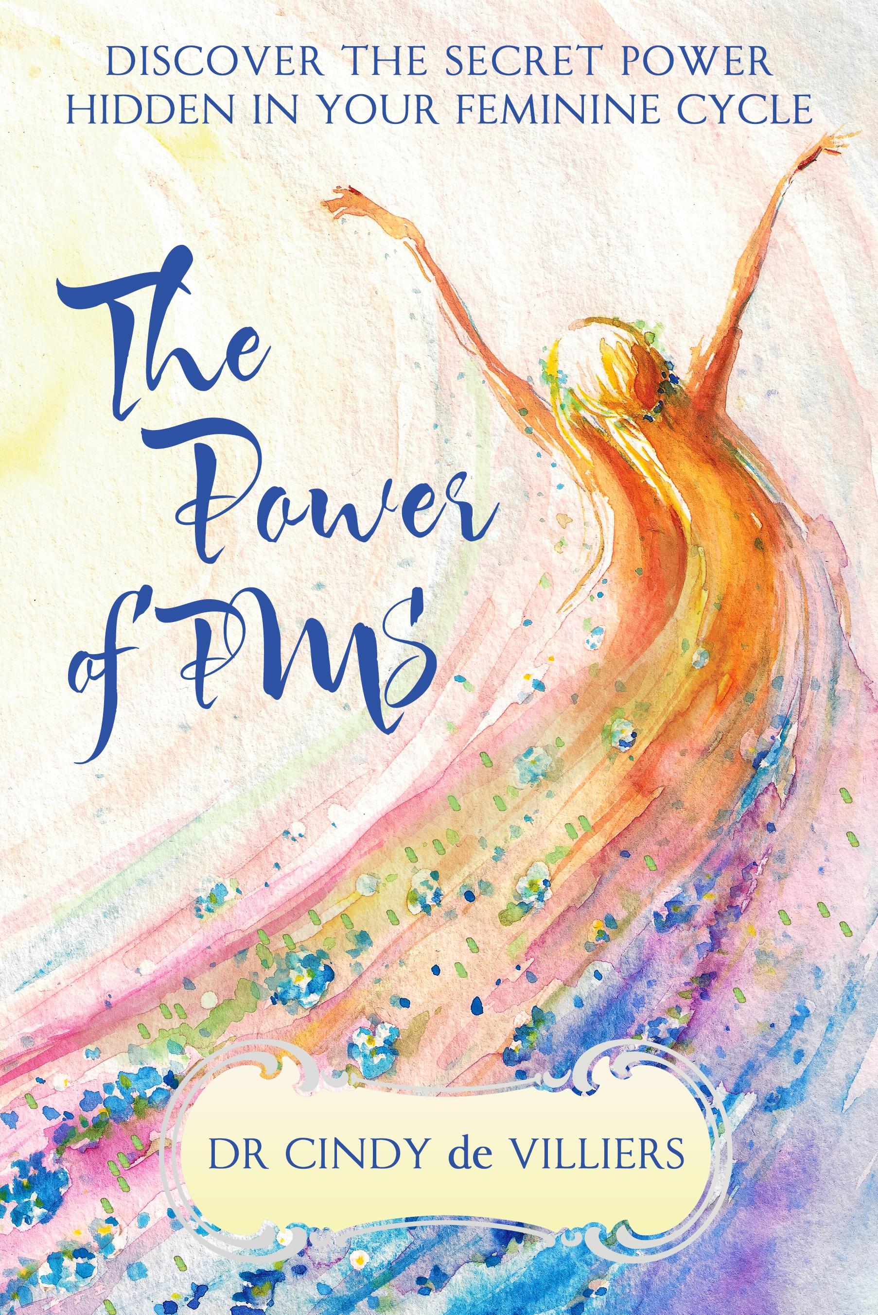 Design a portrayal of feminine power for eBook cover