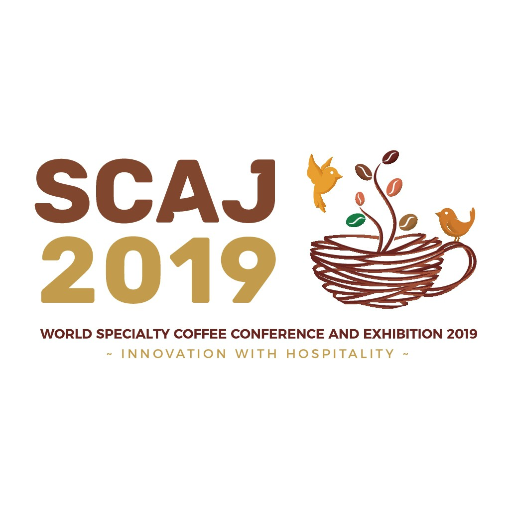 Create the logo for the largest specialty coffee celebration in Asia! アジア最大のスペシャルティコーヒーイベントのロゴデザイン
