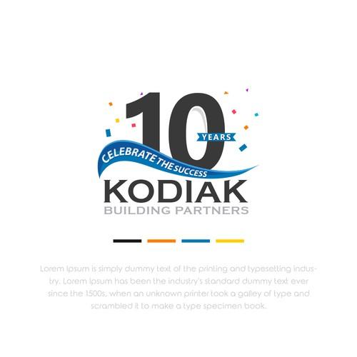 Logo Design for Kodiak Building