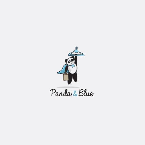 Panda & Blue