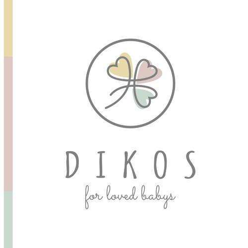 Minimalist Logo Baby Brand Product