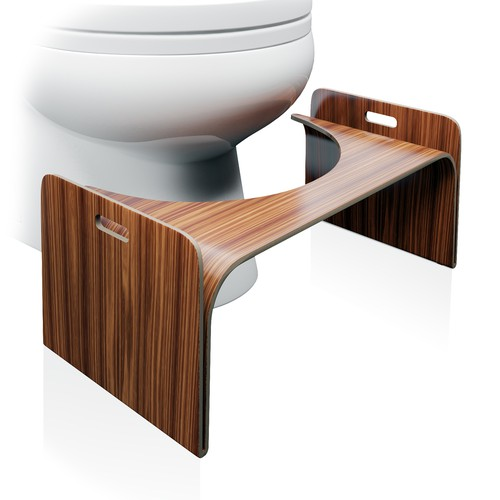 Toilet Stool Design