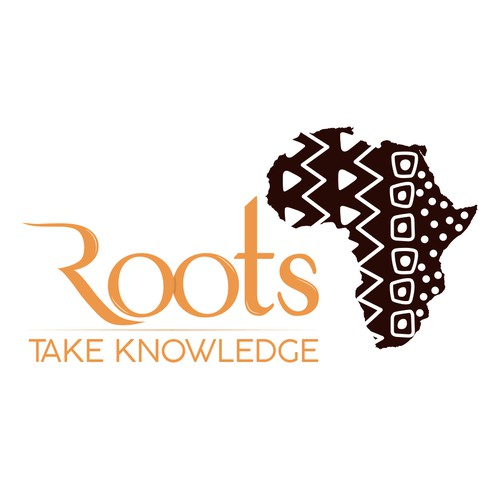 Roots | Take Knowledge Logo