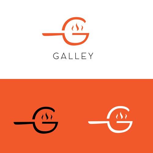 Galley Restaurant Logo