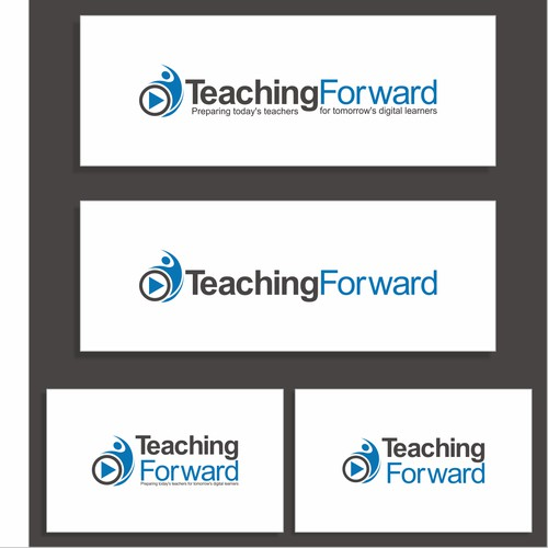 Help us revolutionize teaching & learning w/ a logo design for TeachingForward