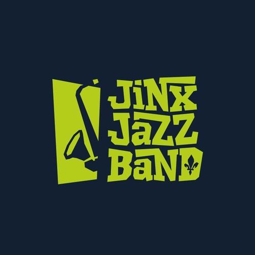 Jinx Jazz Band logo