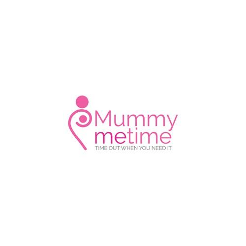Logo concept for mom's blog