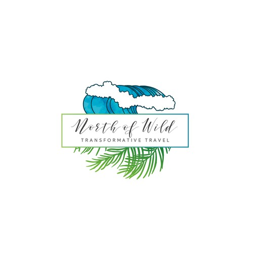 Logo Design for an Australien Travel Agency