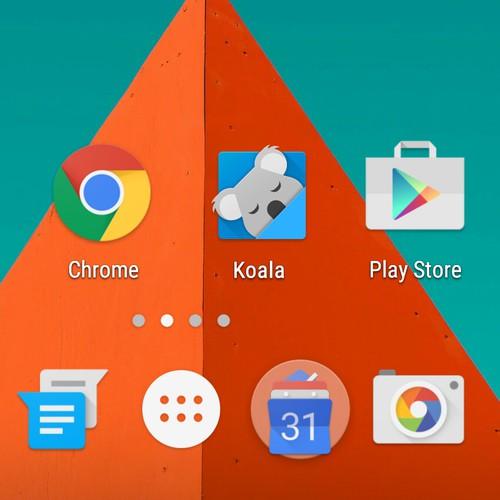 Vibrant Koala (Sleep tracking app) product icon