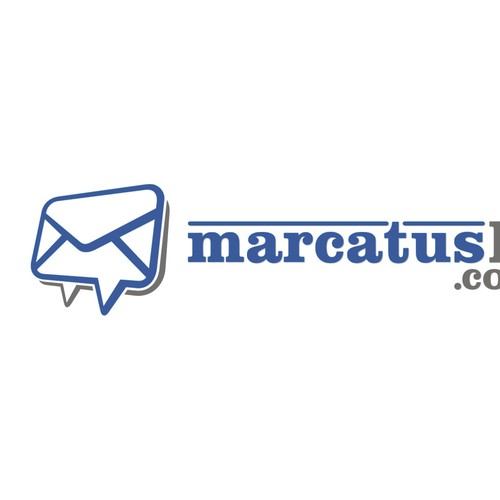 Clean and creative logo for MarcatusHQ