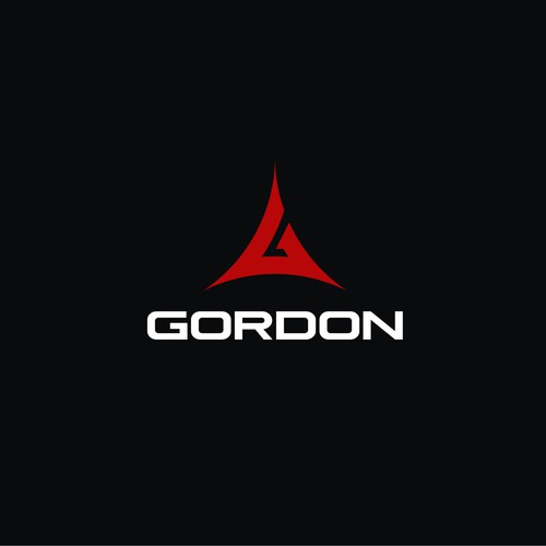 Gordon Logo Design