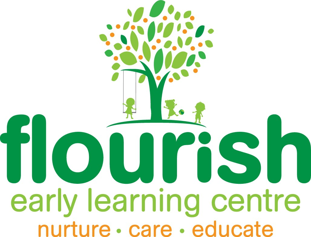 create an organic but professional logo for a local child care centre