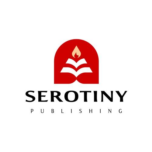 Book publishing company logo