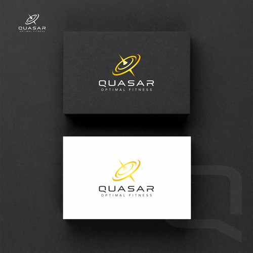 Modern and unique fitness logo to appeal to both men and women
