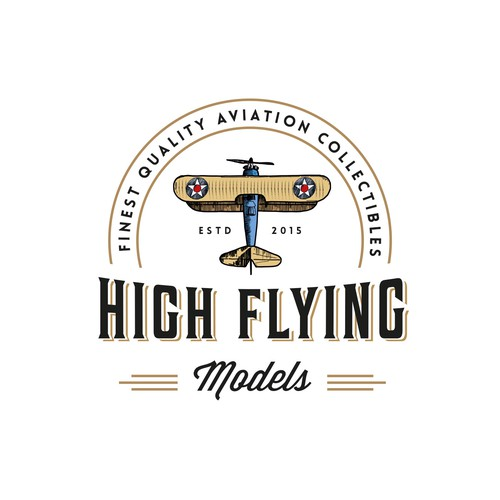 Logo for High Flying