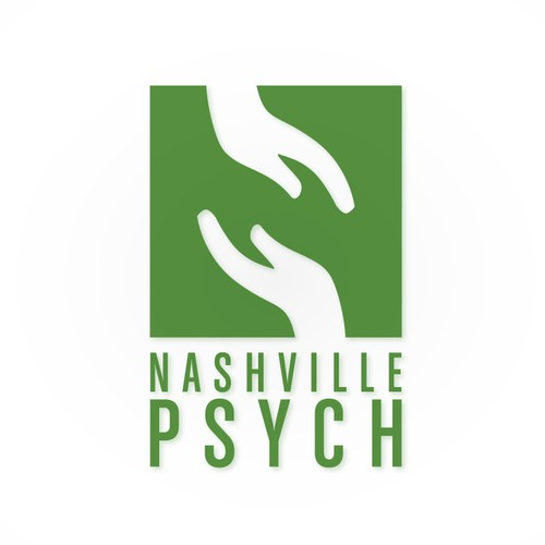 Logo for a new Nashville-based psychotherapy practice