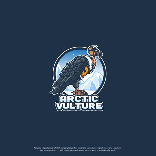 Arctic Vulture Contest Entry