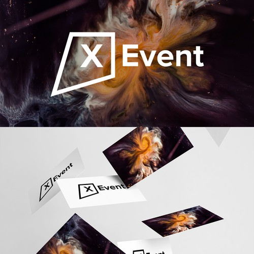 Logo for Event Management Firm 'X Event'