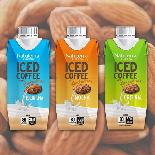 Natuterra Ice Coffee Drinks Packs