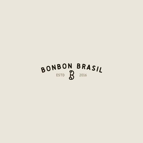 Logo concept for BonBon Brasil