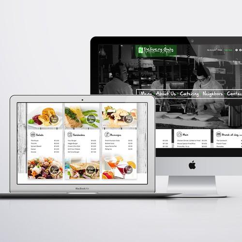 New York City Restaurant Homepage