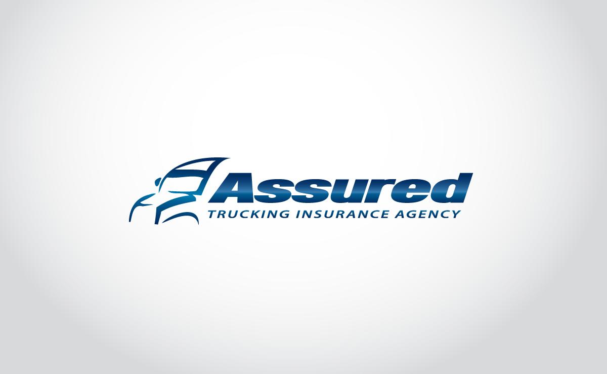 Create the next logo for New logo for Assured Trucking Insurance Agency, LLC