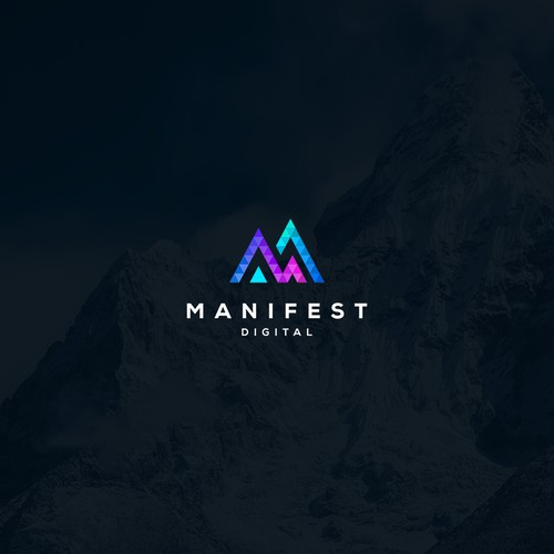 Logo for Manifest digital