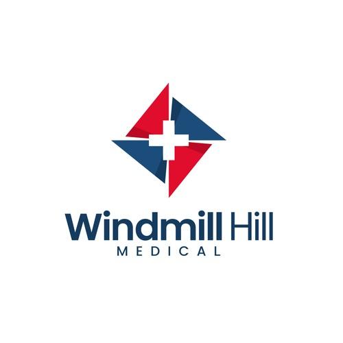 Logo Design for Windmill Hill