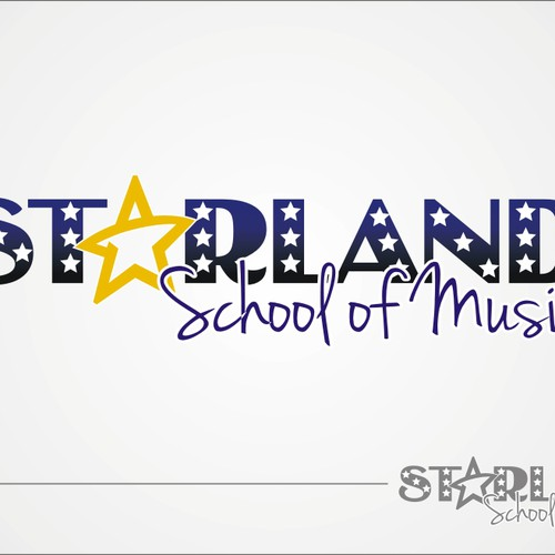 New logo wanted for Starland School Of Music