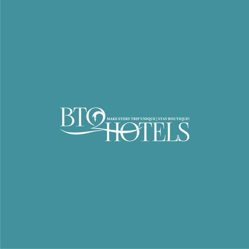 Logo concept for BTQ Hotels