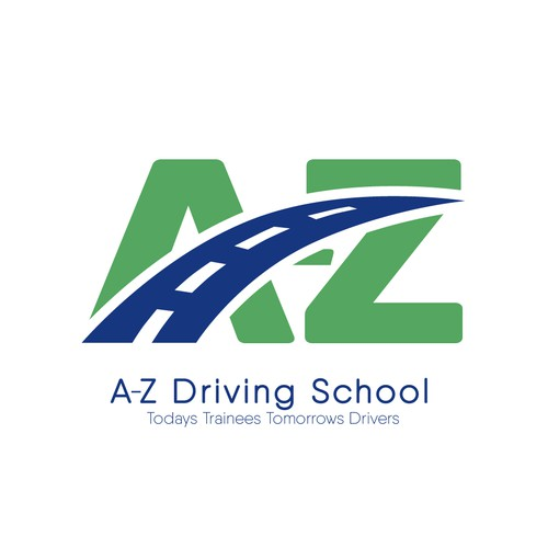 Logo for Driving School