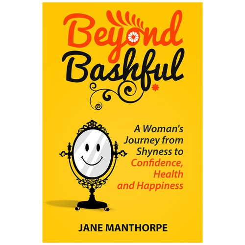 I would like a very eye-catching book cover that standout, is unique and eye-catching using happy colours to attract the eye and make the book uplifting and happy and vibrant
