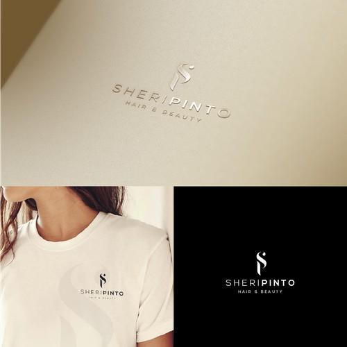 Luxurious SP logo design for salon.