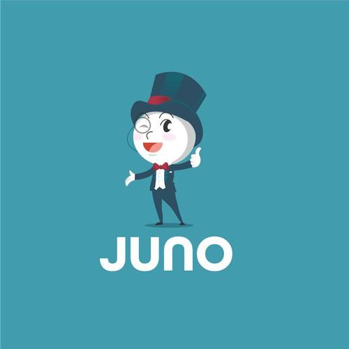 Juno Mascot