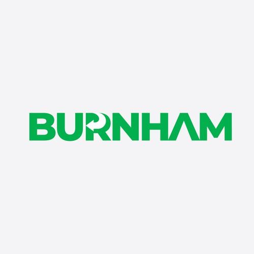 Burnham logo concept