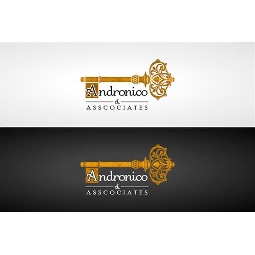 Logo concept for a Real Estate Agency