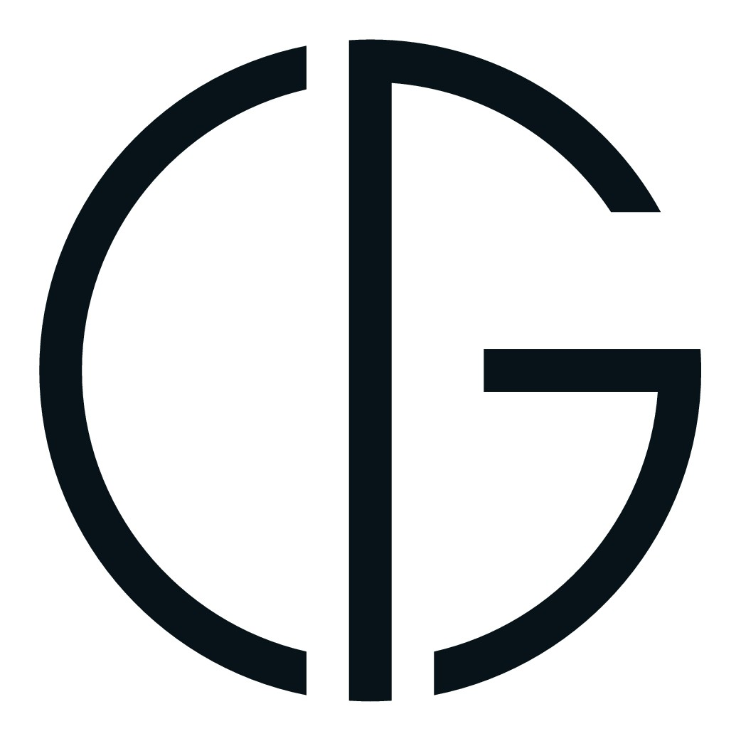 Communications group needs a sophisticated logo with a little edge.