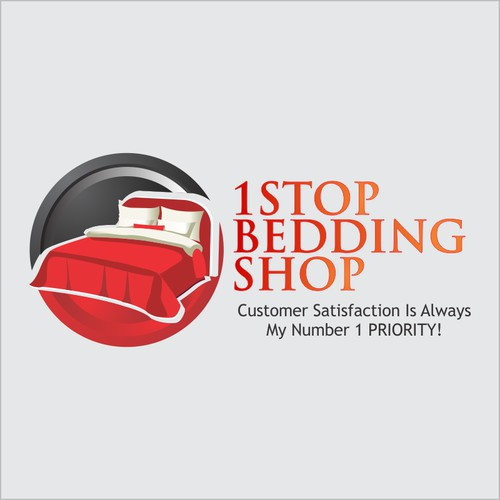 Help 1 Stop Bedding Shop with a new logo
