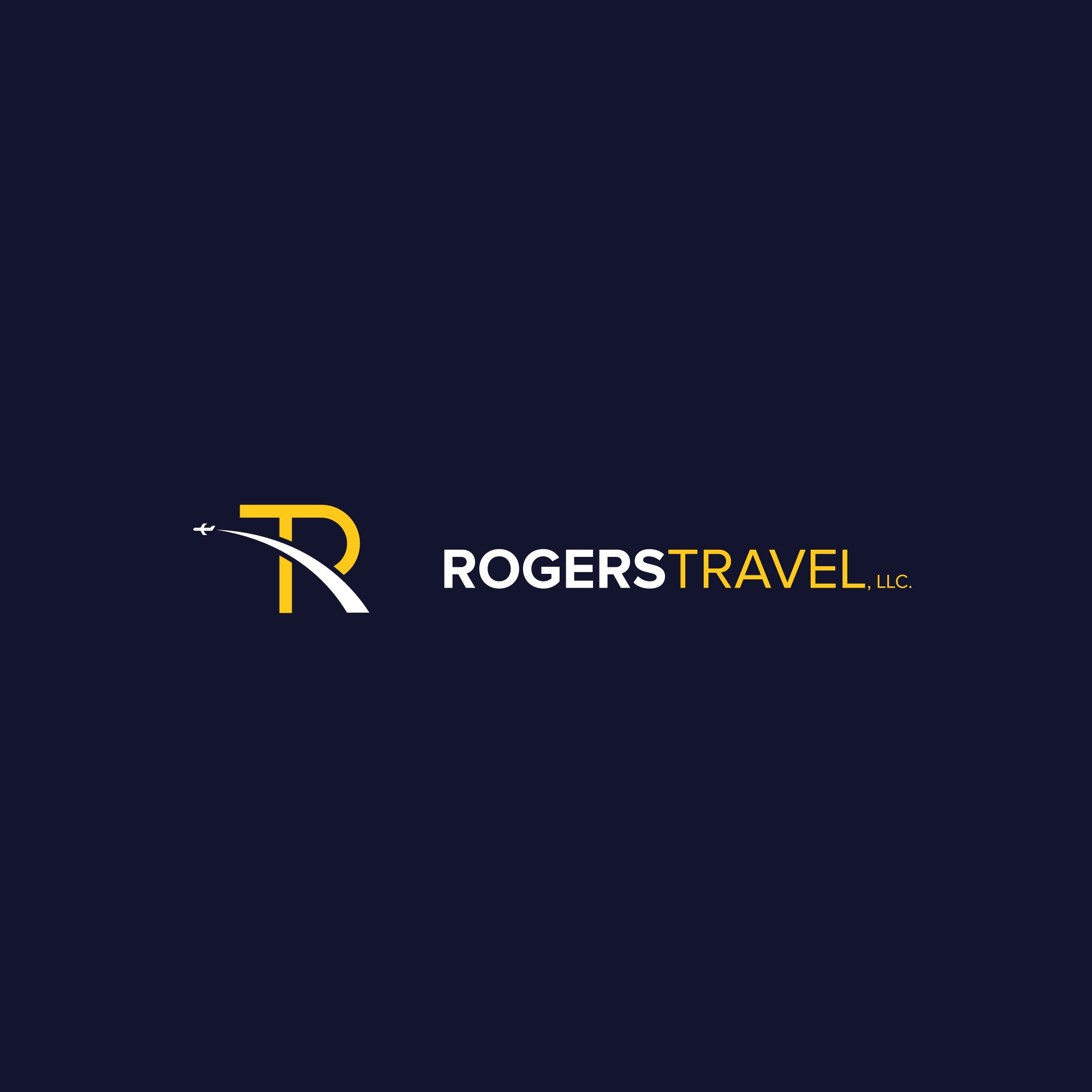 We need a powerful distinctive logo for our 50 year old travel agency