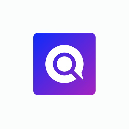 Clean App Icon for SEO Optimizer App