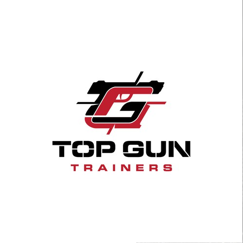 Logo for gun trainers